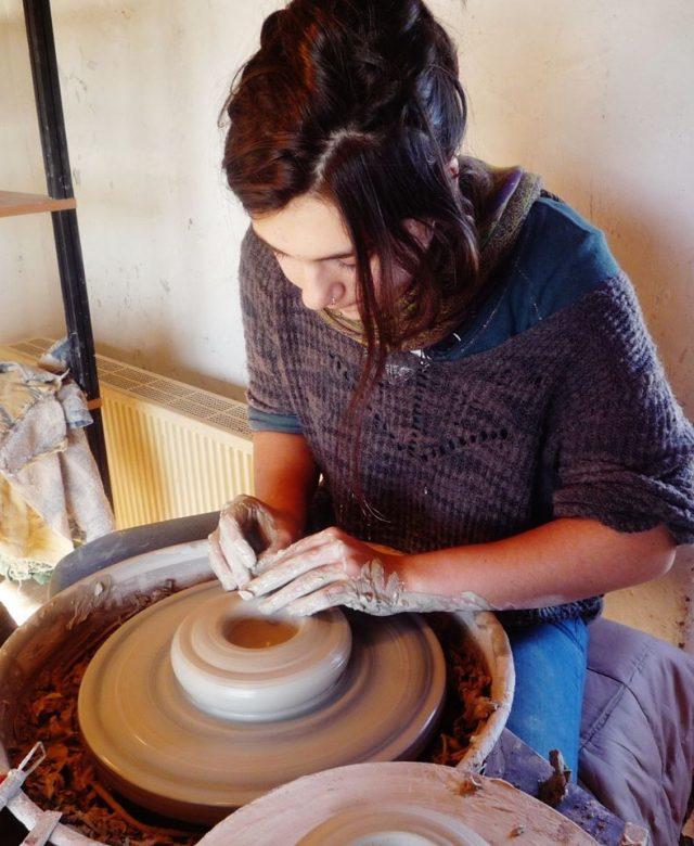 Le geste de l'artisan
